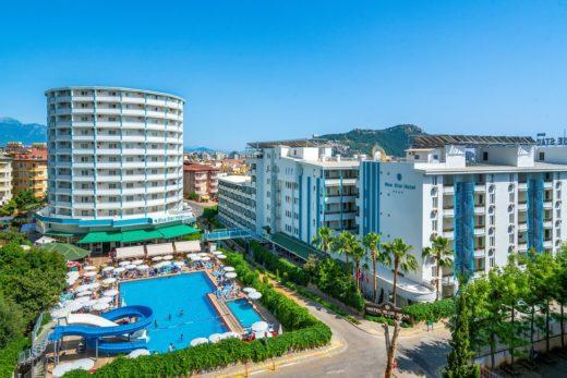 BLue Star Hotel w hotelu Alanya