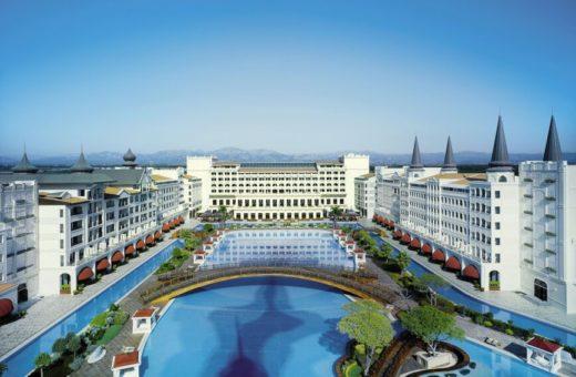 Turecki hotel Mardan Palace