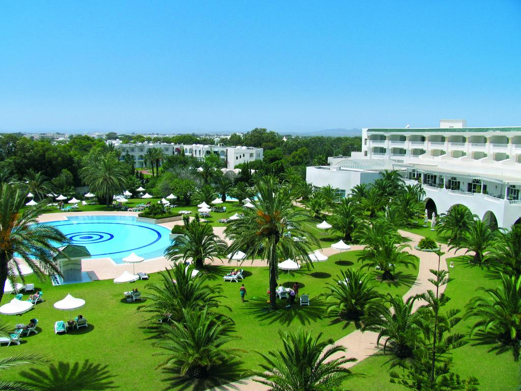 Hotel Riu Palace w Hammamet