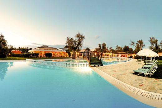 Hotel Sentido APollo Palace na Korfu
